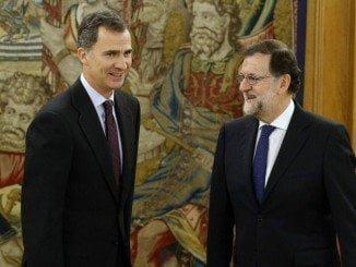 Rajoy aún confía en poder decirle al Rey que ya tiene los apoyos