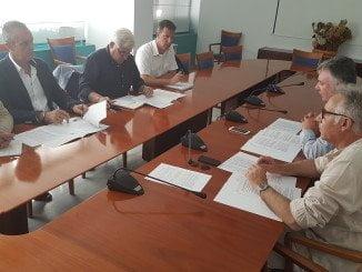 Reunión de las industrias químicas con la Junta para abordar temas de seguridad