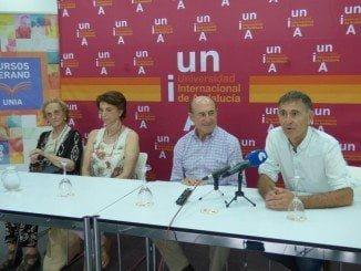 Los vinos de Jerez son protagonistas de uno de los cursos de la Unia