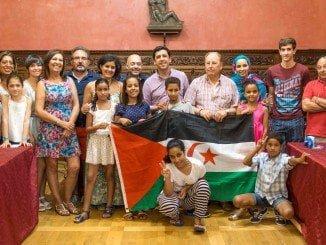 El salón de plenos del Ayuntamiento de Ayamonte ha acogido el acto oficial
