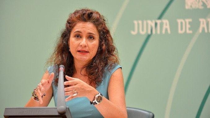 La consejera de Hacienda y Administración Pública, María Jesús Montero, presenta en Sevilla un balance sobre la lucha contra el fraude fiscal en Andalucía