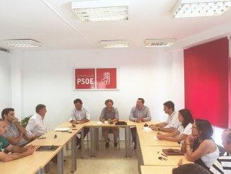 Reunión del PSOE sobre Regadíos