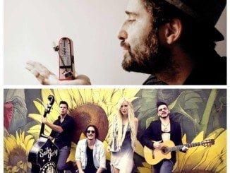 """El cantautor uruguayo Jorge Drexler y Jenny and the Mexicats en el escenario """"Mapas de Música"""""""