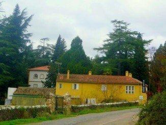 Villa Onuba, en pleno paraje natural en Fuenteridos