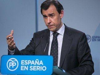 """Martínez-Maillo puso en twiter; """"ver para creer"""", por la decisión del PSOE de pedir una comisión de investigación de la corrupción del PP"""