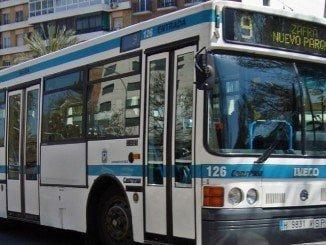 Huelva ha mantenido los precios de sus autobuses urbanos