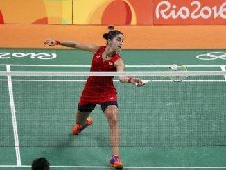 Carolina Marín enfila el camino de las medallas.