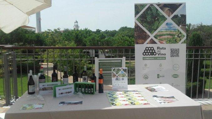 Los hoteles de Huelva son protagonistas activos este verano  de las catas de vino DO Condado de Huelva