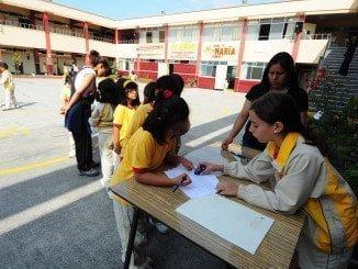 En Educación Primaria el estudio de lenguas extranjeras ya es generalizado
