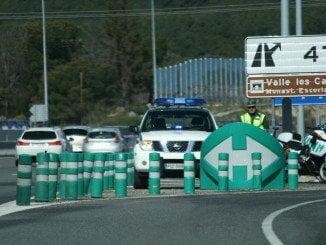La operación especial se desarrollará en todas las carreteras españolas durante siete días