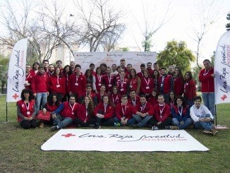 Cada día son más los jóvenes que quieren hacer voluntariado en Cruz Roja