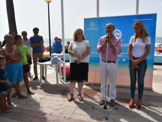 El alcalde de Lepe ha recogido el galardón que otorga thyssenkrupp Encasa