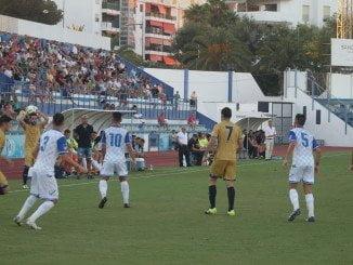 El Recre mereció un mejor resultado en Marbella