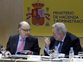 Hacienda ya ha asignado a las CC AA el fondo FLA de Julio