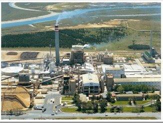 Los trabajadores de Ence Energía  inician una huelga, con unos servicios mínimos abusivos según CC OO