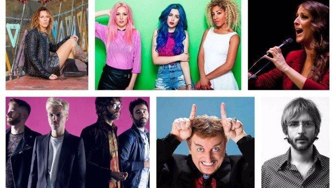 Artistas muy variados acuden este año a La Cinta