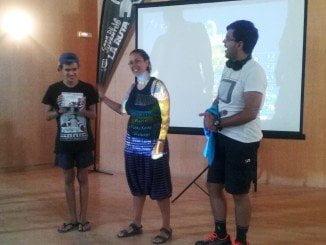 Ganador último torneo de viedojuegos de La Ruta Play