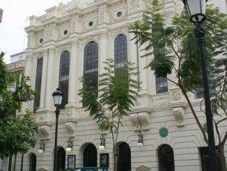 Interior del Gran Teatro de Huelva