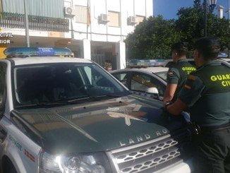 Los agentes montaron un dispositivo para localizar al presunto ladrón