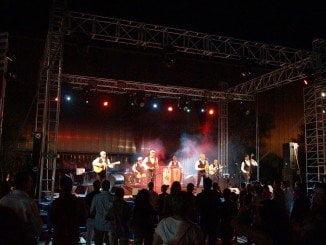 Uno de los grupos que han pasado por la primera edición del festival