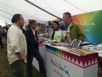 José Fiscal, ha visitado la Feria Internacional de Ornitología más importante del mundo