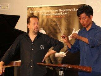 Huelva es estos días sede del encuentro de directores de orquesta del mundo