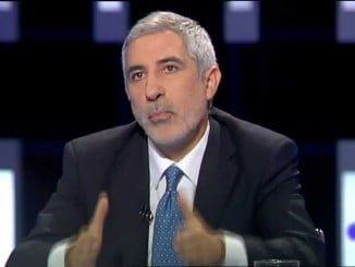 El portavoz de Izquierda Abierta y de IU en Parlamento de Asturias, Gaspar Llamazares