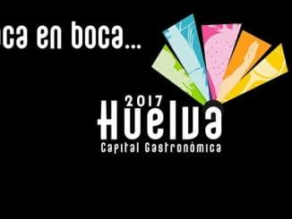 Huelva ha recabado numerosos apoyos para ser capital gastronómica el próximo año