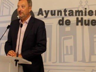 Manuel Gómez Márquez, concejal de Urbanismo en el Ayuntamiento de Huelva