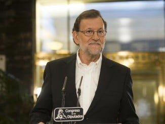 Mariano Rajoy se lo juega todo a una carta.
