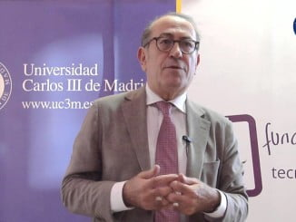 Nicolás Redondo Terreros, exsecretario general del PSOE de Euskadi-Esukadiko Ezkerra