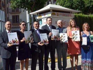 La ONCE ha presentado su Memoria 2015 en la provincia de Huelva