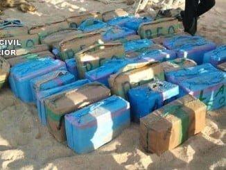 En la operación se han aprehendido 2.600 kilos de hachís