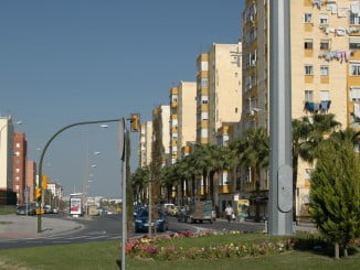Pérez Cubillas es una de las barriadas de la capital que se beneficiarán de los nuevos programas
