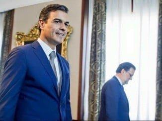 En diez minutos de conversación despachó Sánchez el diálogo con el PP en su onda de contactos.