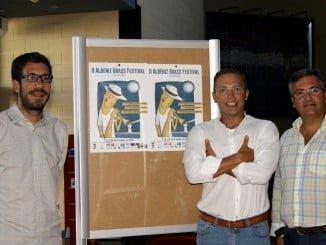 De derecha a izquierda, Francisco González, José Luis  Cueto y Daniel Cano