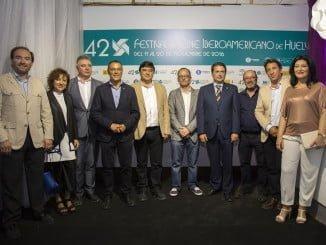 El nuevo premio se ha presentado en la caseta que el Festival tiene en el recinto colombino