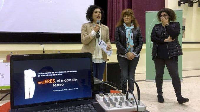 Imagen del XVI Encuentro Mujeres 2016