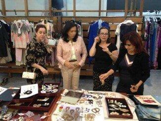 Extenda promociona la moda nupcial andaluza en los Emiratos Arabes
