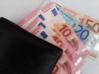 Los billetes de 20 y 50 euros son los más falsificados