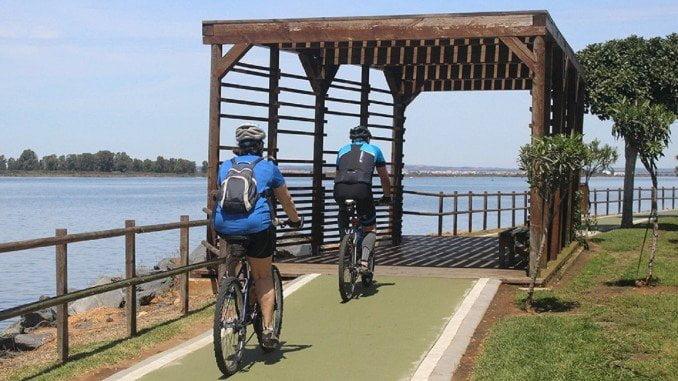 Huelva tiene numerosos carriles bici en la provincia, pero la apuesta por la vía ciclista de Huelva capital hará las delicias de muchos
