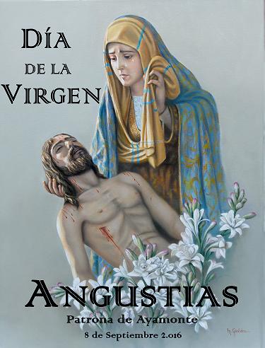Cartel de Manuel Giráldez