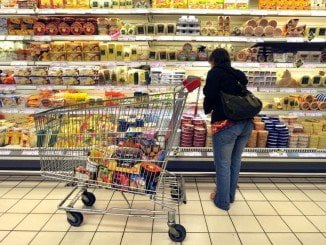 La compra de alimentos hace subir el IPC de julio