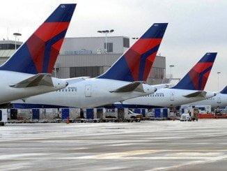 Un fallo informático etá provocando retrasos y cancelaciones en los vuelos de la estadounidense Delta Airlines