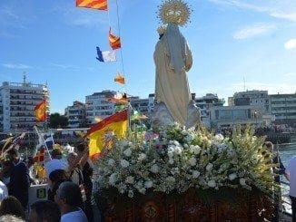 Los puntaumbrieños y los visitantes acompañarán como cada año a su Patrona