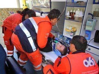 Huelva, la provincia que menos llamadas efectuó a Emergencias 112 en Navidad