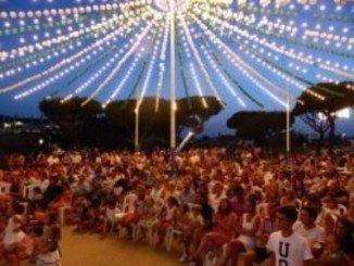 Esta noche comienza la Feria de Mazagón