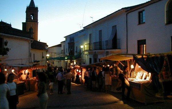 Retrospectiva del Mercado Medieval en Cortegana