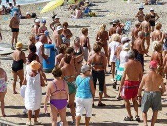 Los viajes del Imserso en Andalucía empezarán el día 20 de septiembre