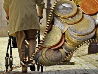 La media de las pensiones en Andalucía están por debajo de la España.